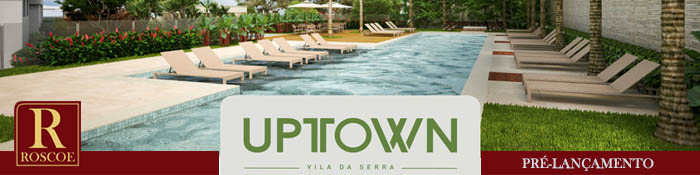 uptown lançamento vila da serra