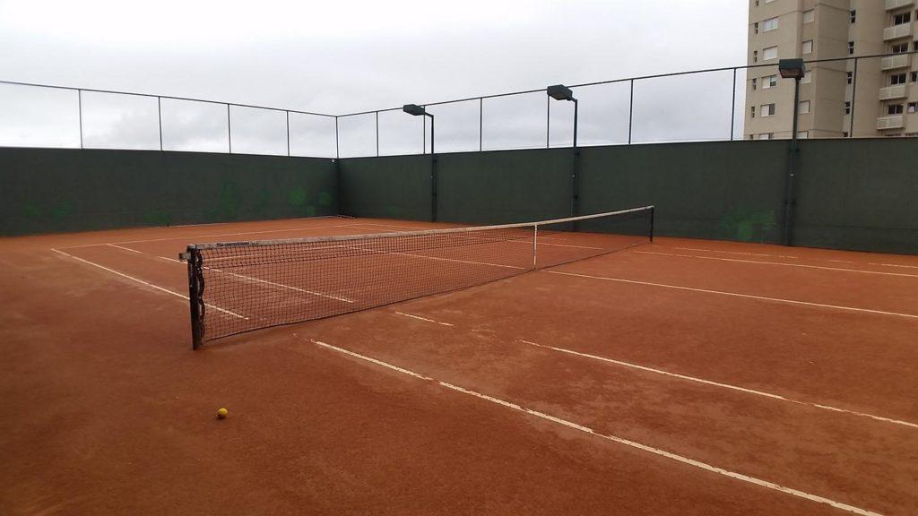pucon quadra de tenis