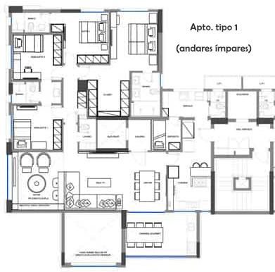 apartamento 4 quartos vale do sereno nova lima