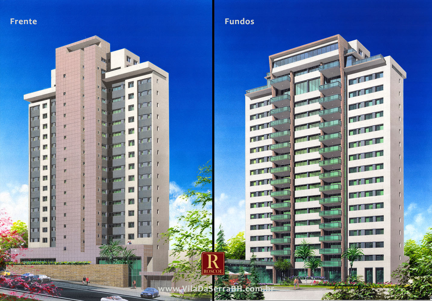 edificio villadorata www.viladaserrabh.com.br