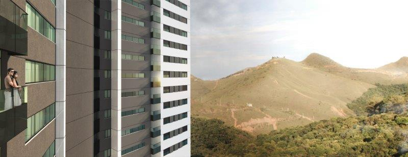 lançamento de 2 quartos no vale do sereno nova lima