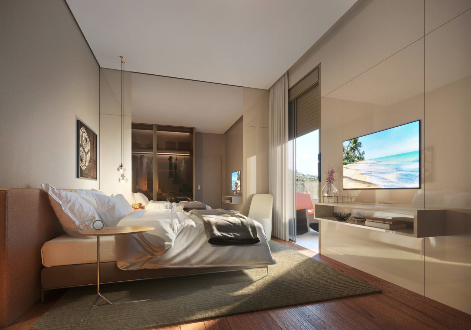 suite 3 quartos