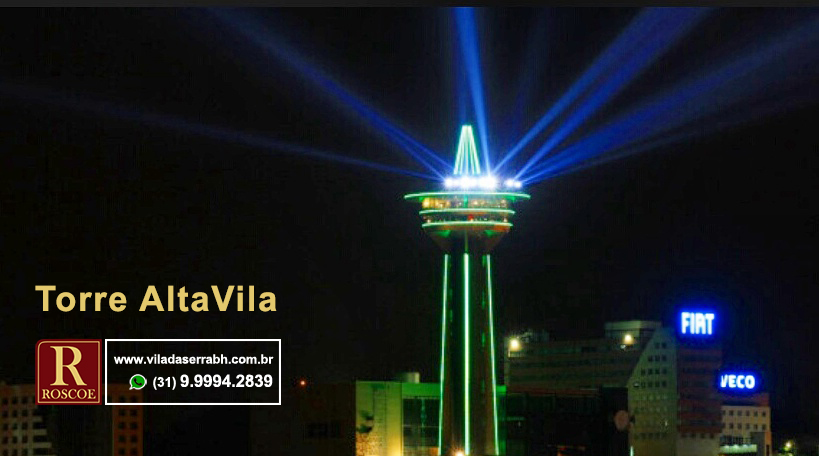 Torre Alta Vila – Um ícone do Vila da Serra
