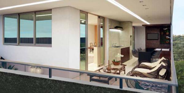 apartamento 4 suites no vale do sereno