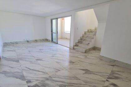 Cobertura 3 quartos à venda no Vila da Serra - Cennário - Alameda do Ingá, 585
