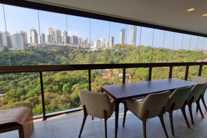 Apartamento decorado no Vale do Sereno - ed Bosque do Sereno - Rua Ipê Branco, 87